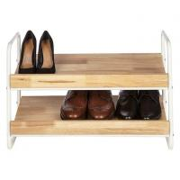 Quality Vintage Wooden Shoe Rack for Entryway wholesale