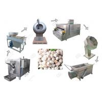 China Automatic Sugar Coated Peanut Production Line on sale