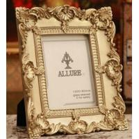 Quality Polyresin Frame Photo Frame Home Decoration and Gift wholesale