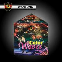 Quality fireworks cakes 1 inch 21 shots wholesale cake fireworks wholesale