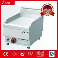 China pezo flat plate stainless steel gas grill griddle on sale