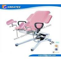 China Full Electric Adjustable Gynecological Chair /Table with low - voltage DC motor drive on sale