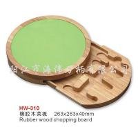 Quality chopping boards rubber wood chopping boaed wholesale