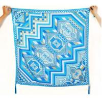 Quality Womens Cotton Silk Scarves wholesale