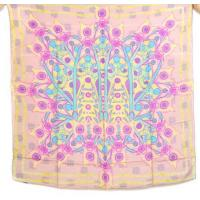 China Hand Made CDC Silk Scarves on sale