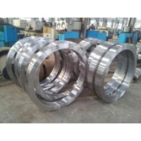 Quality Forging ring DIN16MnCr5 alloy steel ring for Huntington wholesale