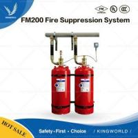 Quality ANSUL Hygood FM200 Fire Suppression System with HFC-227ea Gas Fire Extinguisher wholesale