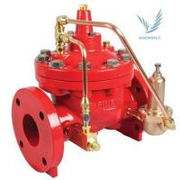 China UL Listed Globe and Angle Body Styles Pressure Reducing Valve on sale