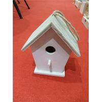 Buy cheap Painting Wooden Bird House from wholesalers