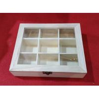 Buy cheap Tea Bags Wooden Box from wholesalers