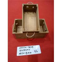 Buy cheap Wooden Fruit Crates from wholesalers