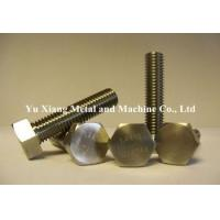 Quality hastelloy, monel ,inconel bolt,nut,washer,fasteners wholesale