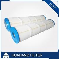 Pleated Swimming pool water filter with good quality