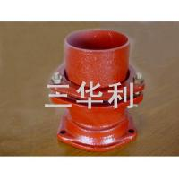 China B-type flexible cast iron pipe flanges on sale