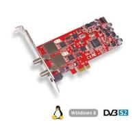Buy cheap DVB-S/S2 JS482 Dual DVB-S2 PCIe from wholesalers