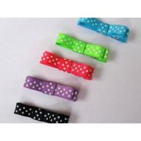 Quality Clips and Bitty bow Item NO:Swiss dots clip wholesale