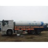 Quality SInotruk Howo7 LHD Construction Water Trucks wholesale