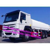 Quality Sinotruk Howo 6x4 Water Tanker Carrier wholesale