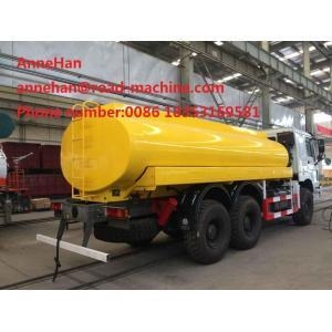 China 6000 Gallon Water Tank Truck SINOTRUK HOWO