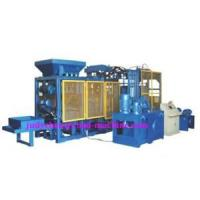 Buy cheap QT8-15 Brick Machine line 34KW produce 20000pcs/day from wholesalers