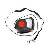Buy cheap Pet Leash & Collar LED Retractable Dog Leash 15ft 08-8519D from wholesalers