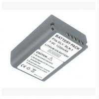 China Consumer electronics Battery Digital camera lithium battery on sale