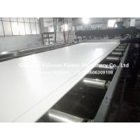 PVC advertising board,engraving board production line