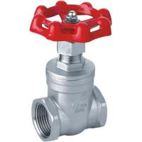 China Internal thread gate valve on sale