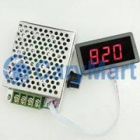 Digital Screen DC 12V~80V 20A Motor/Linear Actuator Speed Adjustment Switch/ Speed Governor