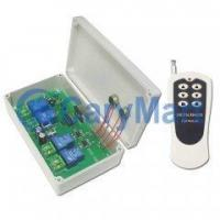 Quality 2 Channel DC Reversing Motor Remote Controller Speed Adjustable 10A wholesale