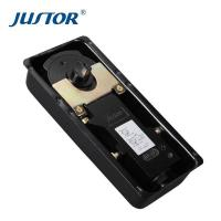 Quality JU-28 Stainless steel furniture accessories hardware floor spring door hinge wholesale