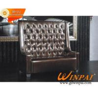 China Bar and restaurant bench and sofa seating design-WINPAI Bench and Sofa on sale