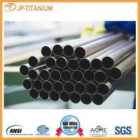 Quality China for Industrial/Chemical Use, Grade2 ASTM B338, Seamless/Welded Titanium Pipe Tubes wholesale