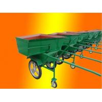 Hand material transport vehicles