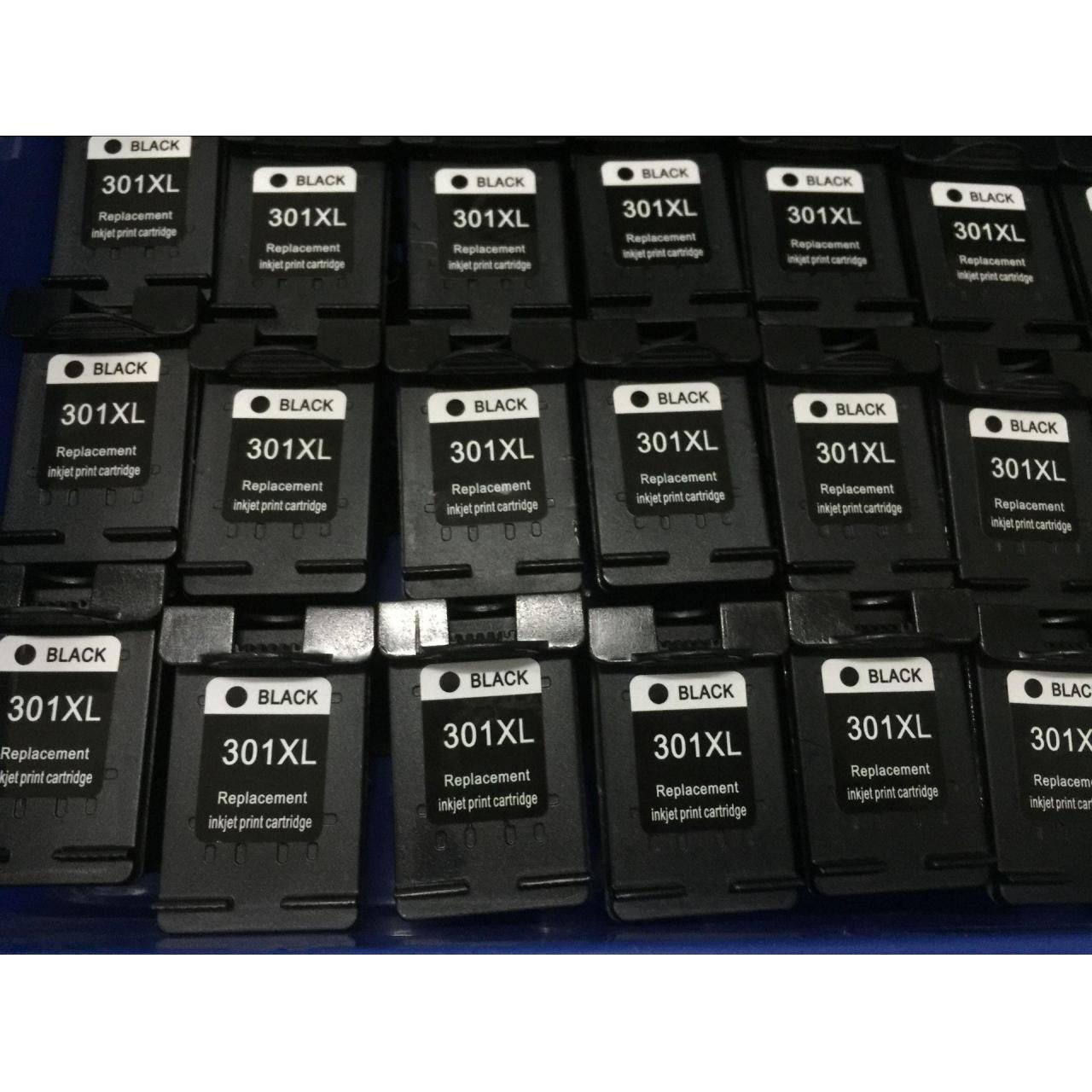 Quality printers supplies 301XL Ink Cartridges for HP wholesale