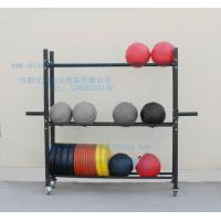 Quality gym ball & rack CFF 5052 High-end multi-functional shelf wholesale