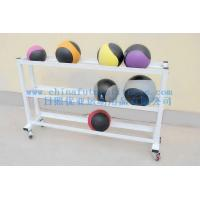 Quality gym ball & rack CFF 5060 High-grade three ball rack wholesale