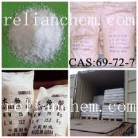 Medical Chemical Materials Salicylic acid CAS:69-72-7
