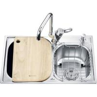 Buy cheap H-Side Double Sinks OH-6643A from wholesalers