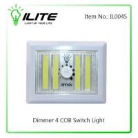 China Utility Light Dimmer 4 COB Switch Light (IL0045) on sale