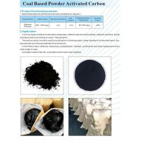 Quality Coal based powder activated carbon wholesale