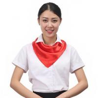 Quality Solid Color Polyester Scarves wholesale