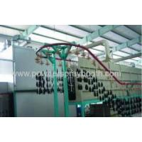 China Powder Coating Lines Complete automated powder coating line on sale