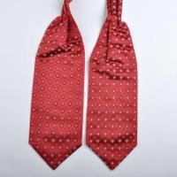 China Clothing Accessories Polyester Jacquard Cravats on sale