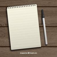 Notepad Vectors Photos And Psd Files Free