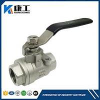 China 2000PSI Stainless Steel Ball Valve on sale
