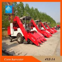 Quality Agricultural equipment 4YZ-3A self-propelled corn combine harvester wholesale