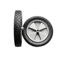 China 16 X 4.00-8 Light Duty Steel Rim Solid Rubber Foaming Wheel for Farming Tool Cart on sale