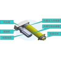 EPS electric servo press fitting system and automatic press fitting device