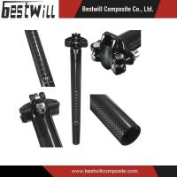 Buy cheap Carbon Fiber MTB Mountain Bicycle Seatpost Bicycle Parts from wholesalers